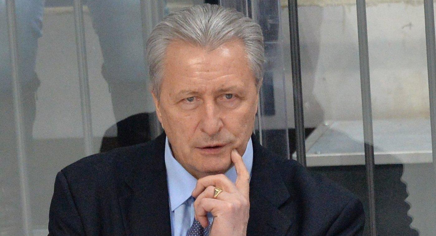 Тренер сборной России Александр Якушев