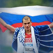 Сергей Бакулин взял золото ЧМ в ходьбе на 50 км