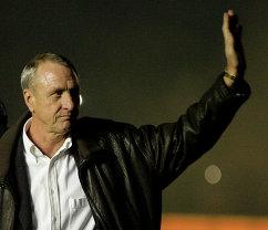 Йохан Кройф, 2009 год