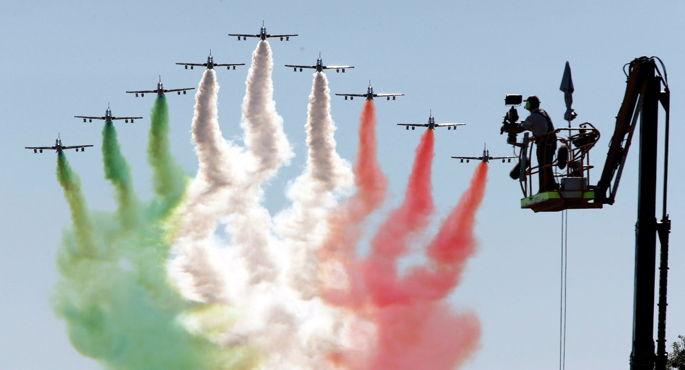 Гран-при Италии в Монце сезона 2015/16