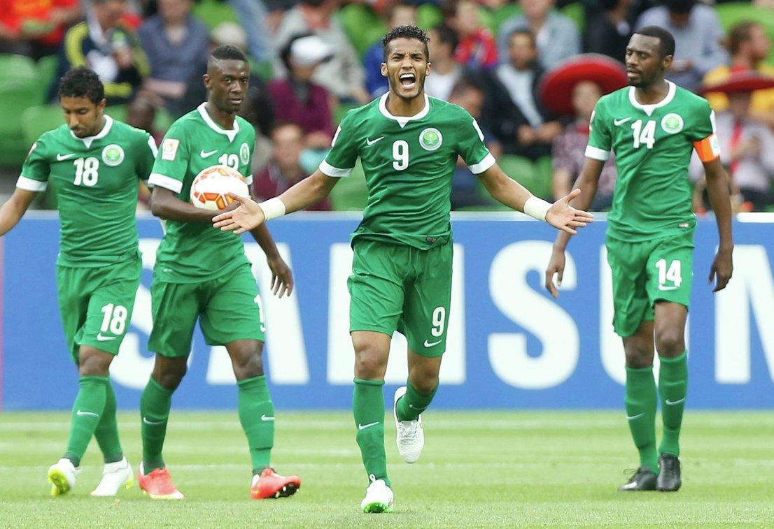 футбол аравия саудовская