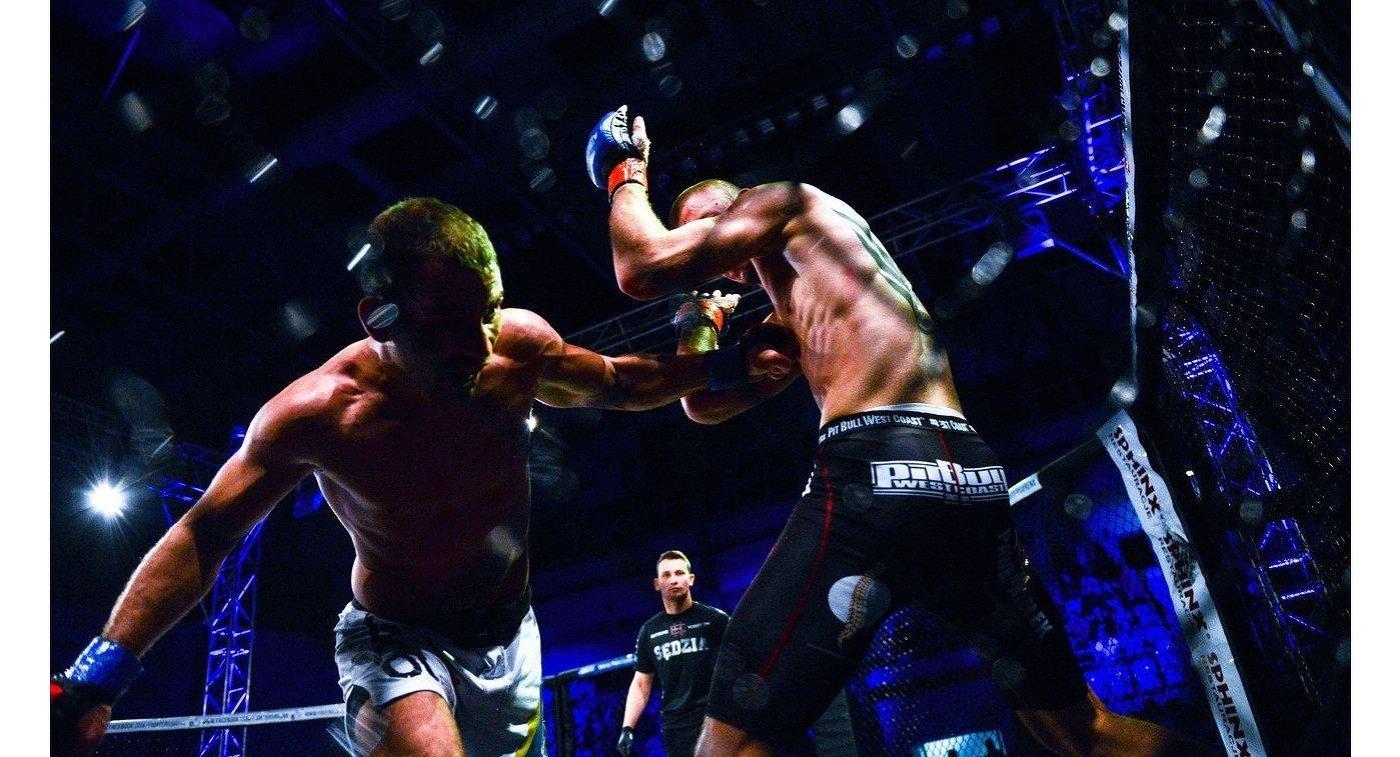 Заглушка на MMA
