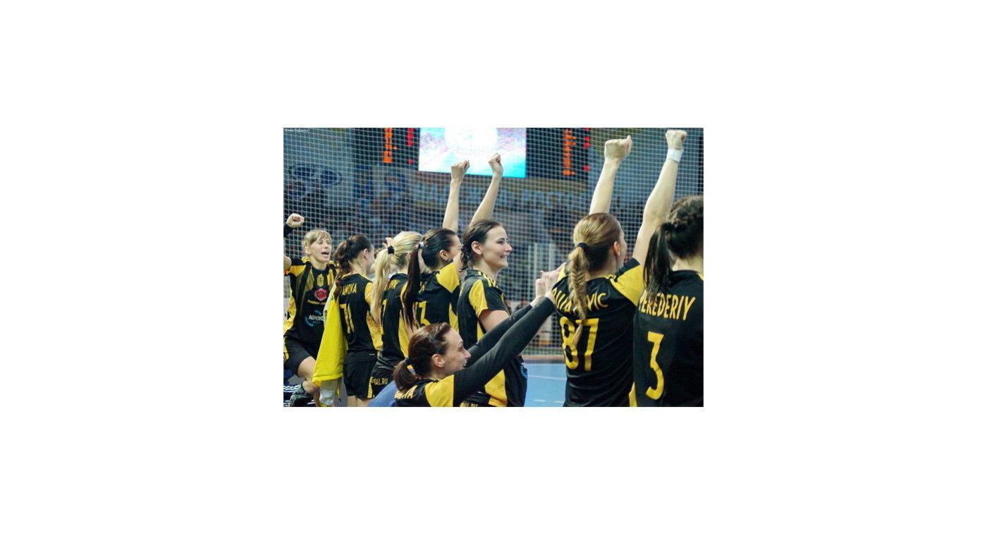 «Ростов-Дон» обыграл «Брест Бретань» вгандбольной Лиге чемпионов