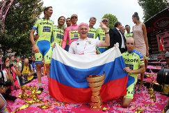 Велокоманда Tinkoff-Saxo и Олег Тиньков