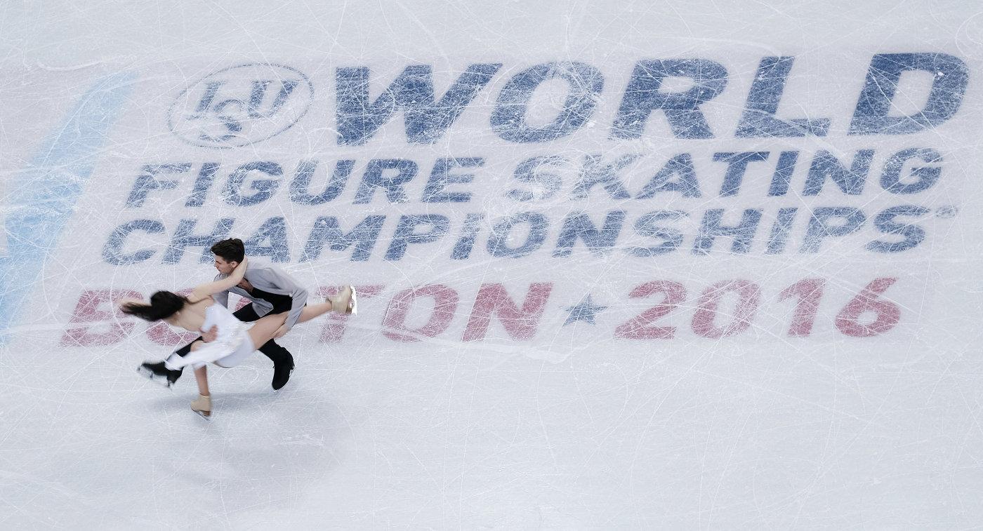 чемпионат мира по фигурному катанию сша 2016