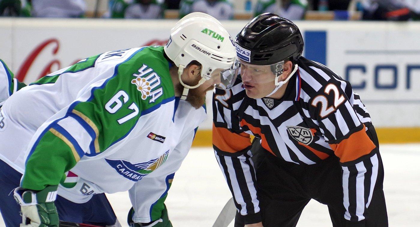 Хоккеисты «Салавата Юлаева» забросили 6 безответных шайб вворота «Нефтехимика»