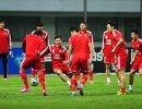 Футболисты сборной Китая