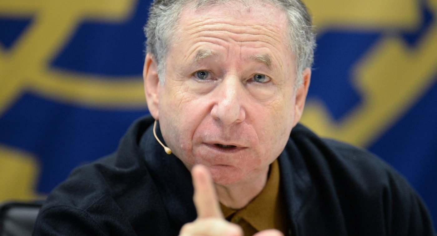 Француз Тодт переизбран напост руководителя ФИА