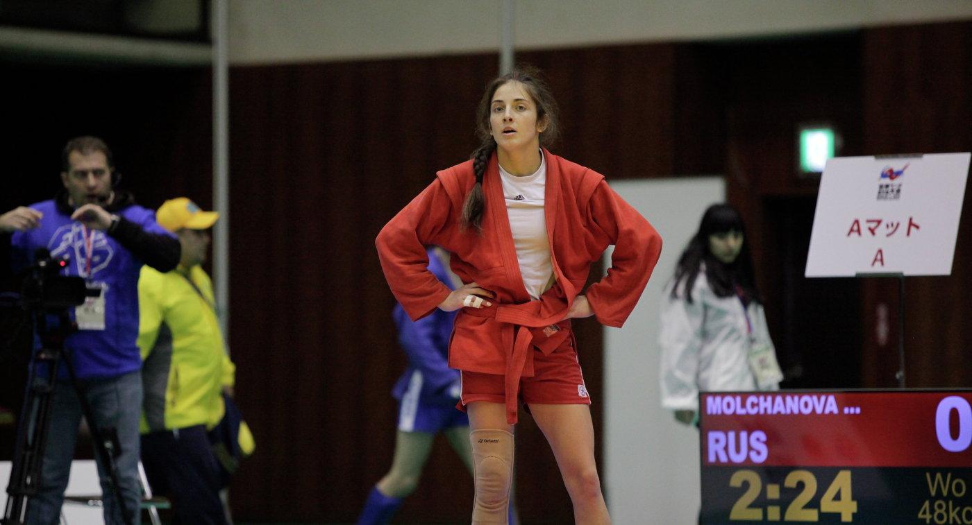 Жители России  выиграли медальный зачет чемпионата мира поспортивному ибоевому самбо
