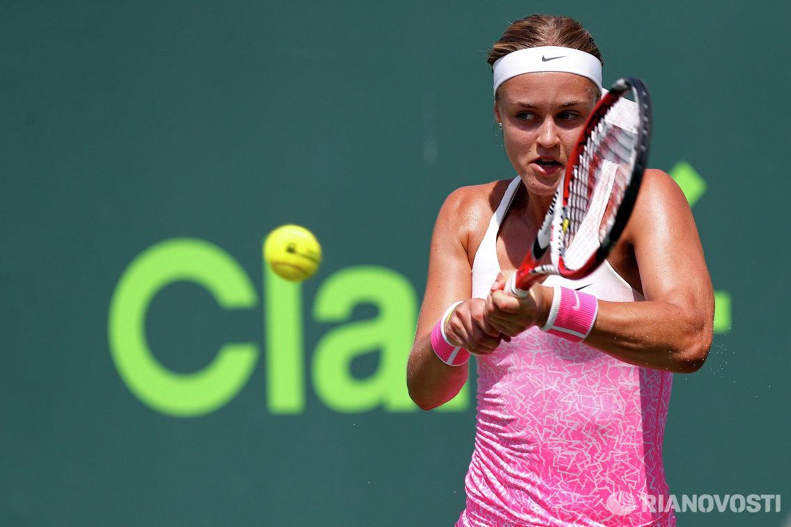 Шмидлова стала победительницей теннисного турнира в Боготе