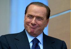 Председатель правительства Италии Сильвио Берлускони