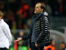 Главный тренер дортмундской Боруссии Томас Тухель (справа)
