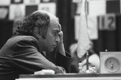 Международный гроссмейстер М.Н. Таль