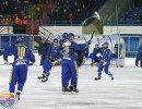 Хоккеисты красногорского Зоркого