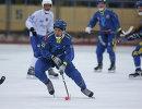 Игрок Зоркого Денис Котков во время матча против Динамо-Москва