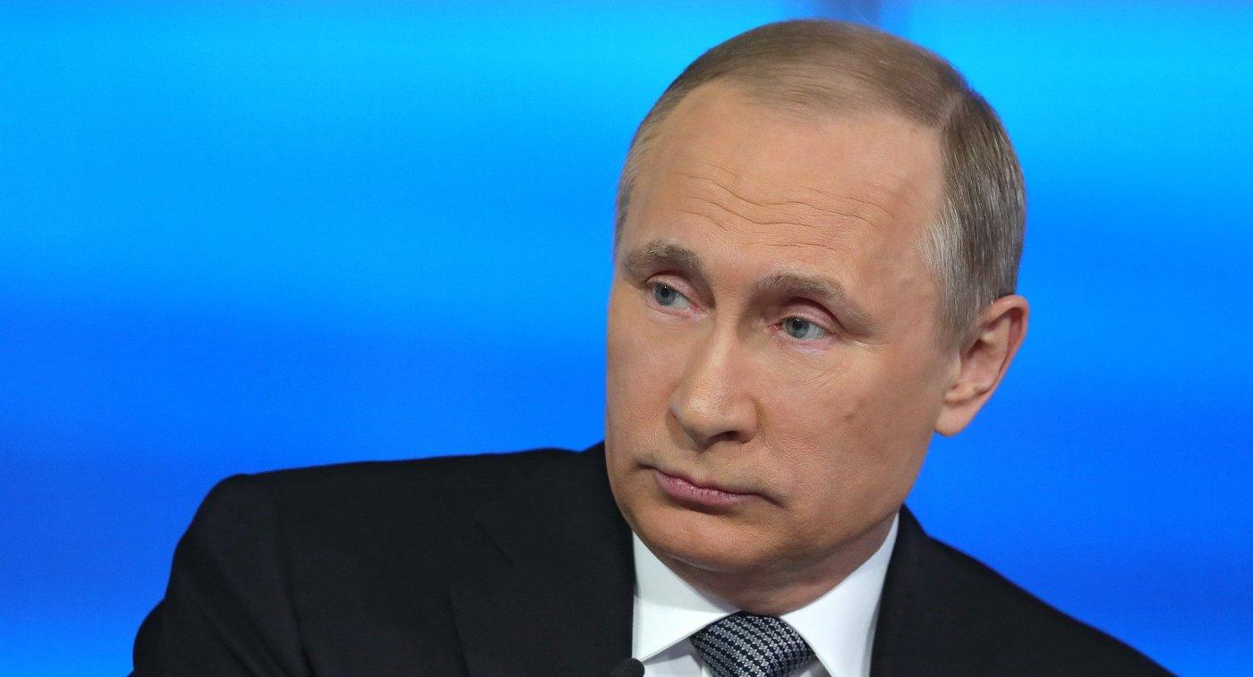 Прямая линия с Владимиром Путиным (прямая трансляция)