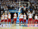Сборная России по баскетболу на чемпионате Европы