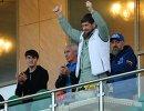 Временно исполняющий обязанности главы Чеченской Республики Рамзан Кадыров