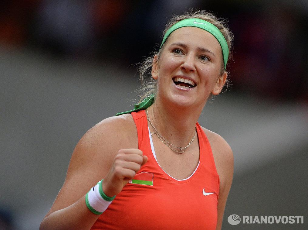 Азаренко выступит на турнире WTA в Сан-Хосе
