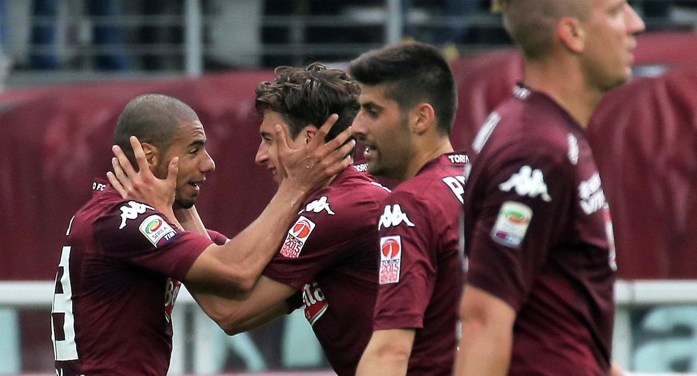 «Рома» проиграла «Торино» в1/8 финала Кубка Италии