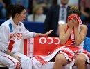 Капитан женской сборной России по теннису Анастасия Мыскина (слева) и Маргарита Гаспарян