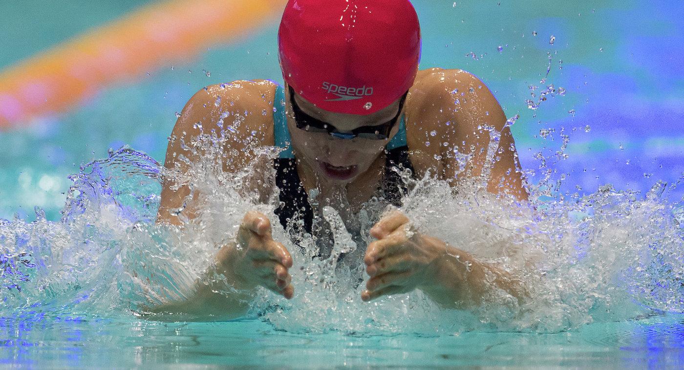 Житель россии Колесников сюниорским рекордом мира победил начемпионате Европы поплаванию