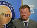 Президент баскетбольной Единой лиги ВТБ Сергей Кущенко