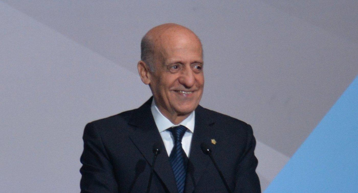 Президент ФИНА Хулио Маглионе