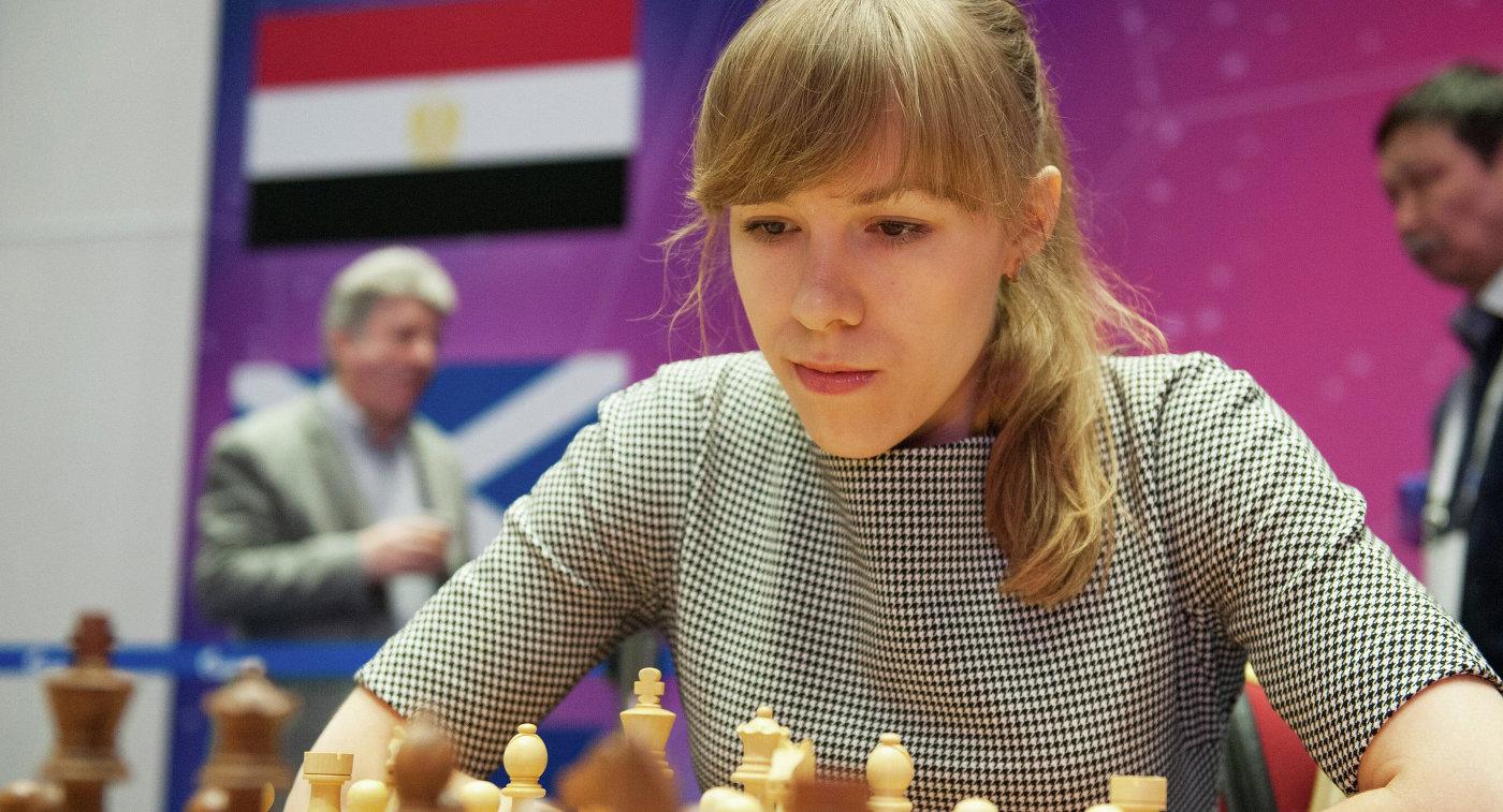 Ольга Гиря