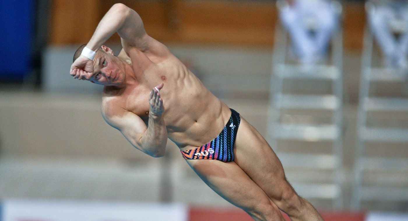 фото в воду кузнецов евгений прыжки