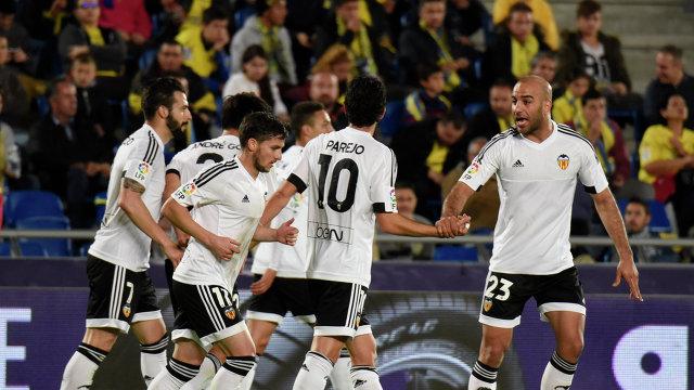 Игроки ФК Валенсия