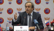 Чемпионатам России и Украины незачем объединяться – президент УЕФА Платини