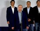 Путин оценил фильм Легенда №17о Харламове и дал напутствие юным хоккеистам