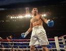 Российский боксер Денис Шафиков