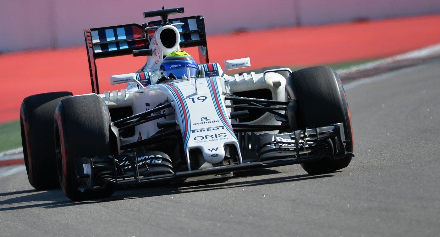 FIA предположила Фелипе Массу кучастию вГран При Бельгии