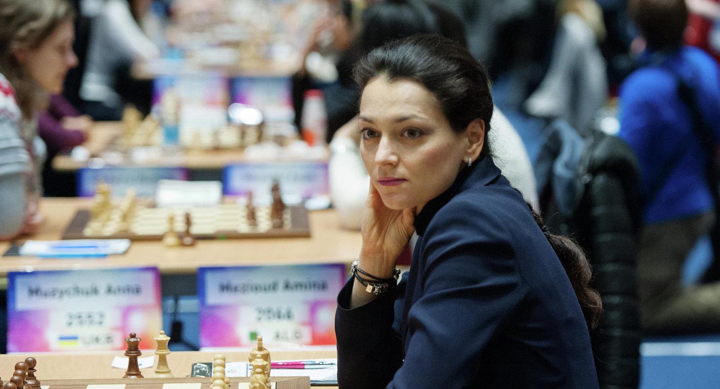 Шахматистки изРФ заняли весь пьедестал начемпионате Европы поблицу