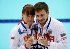 Надежда Бажина и Виктор Минибаев