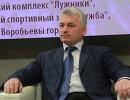 Президент Всероссийской федерации самбо и Европейской федерации самбо Сергей Елисеев