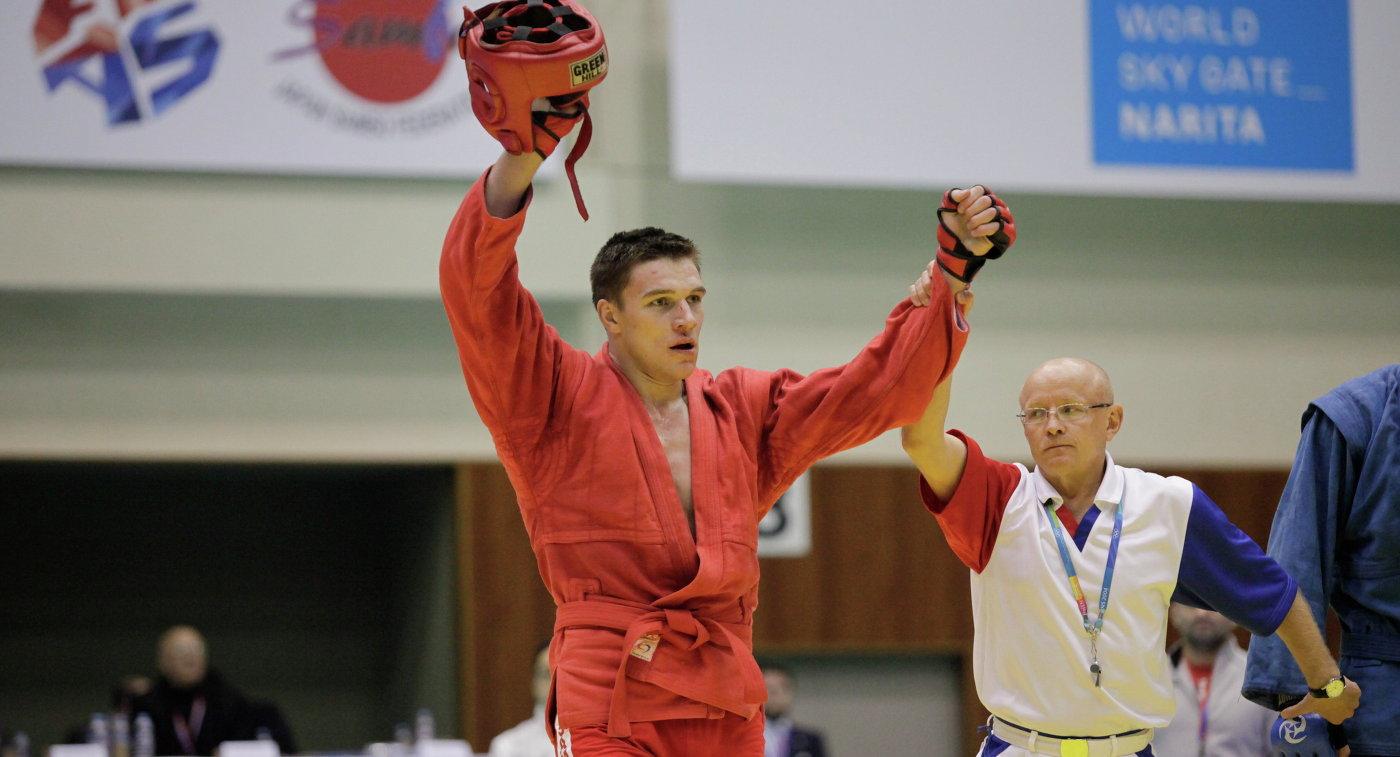 Русские самбисты завоевали 4 золотые медали во 2-ой деньЧМ