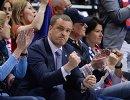 Президент ЦСКА Андрей Ватутин