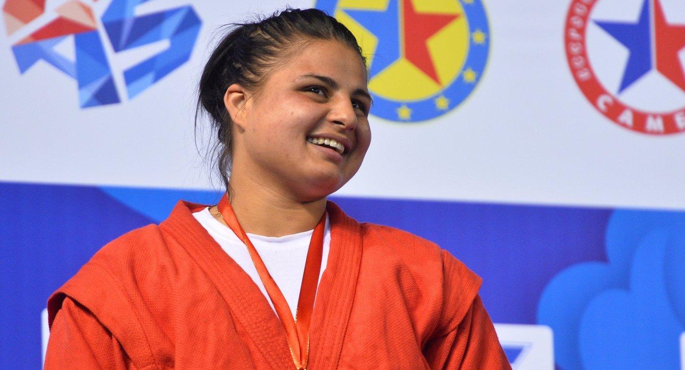 Анжела Гаспарян (Россия)