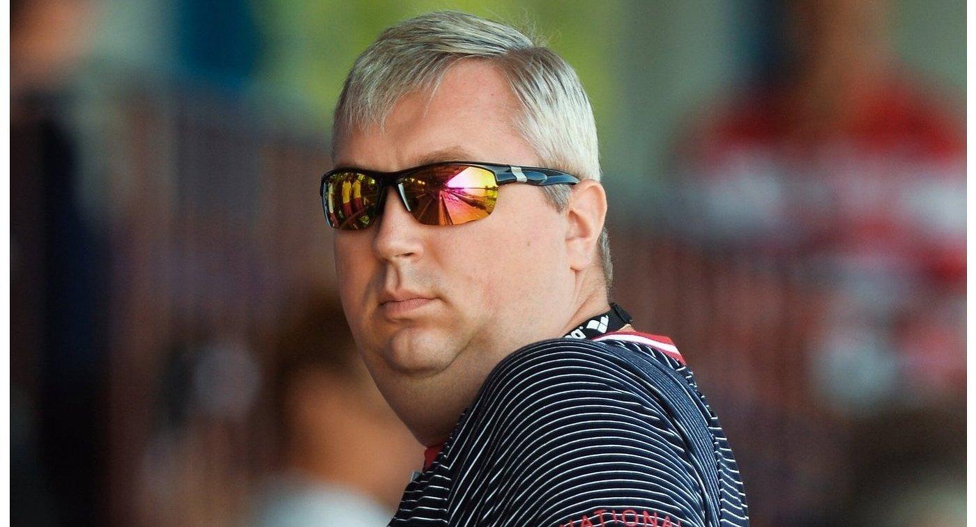 Главный тренер сборной России по плаванию на открытой воде Алексей Акатьев
