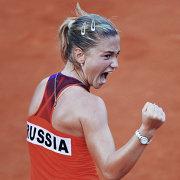 Россиянка Ирина Хромачева