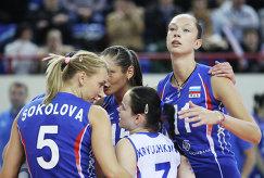 Любовь Соколова (слева на первом плане) и Екатерина Гамова (справа)