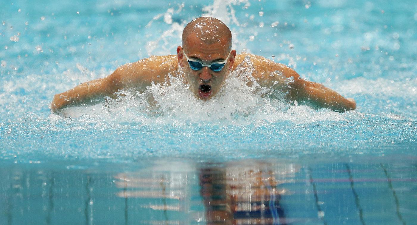 Русский пловец Харланов стал чемпионом Европы надистанции 200м баттерфляем