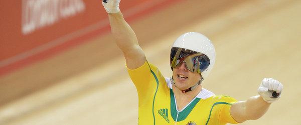 Австралийский велогонщик Шейн Перкинс