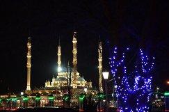 Мечеть имени Ахмата Кадырова в Грозном