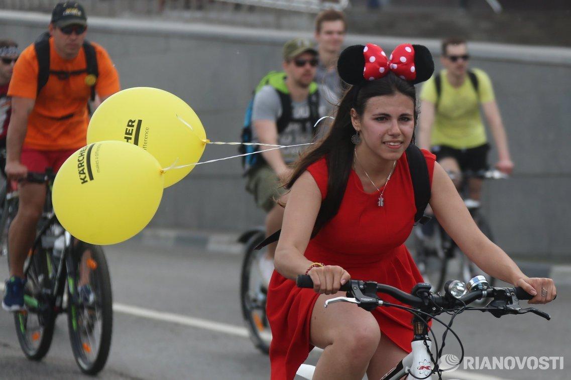 Всероссийский Велопарад-2016