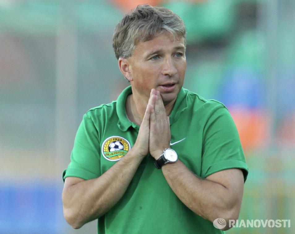 """Агент Петреску заявил, что тренер знает, что не получит деньги от """"Кубани"""""""