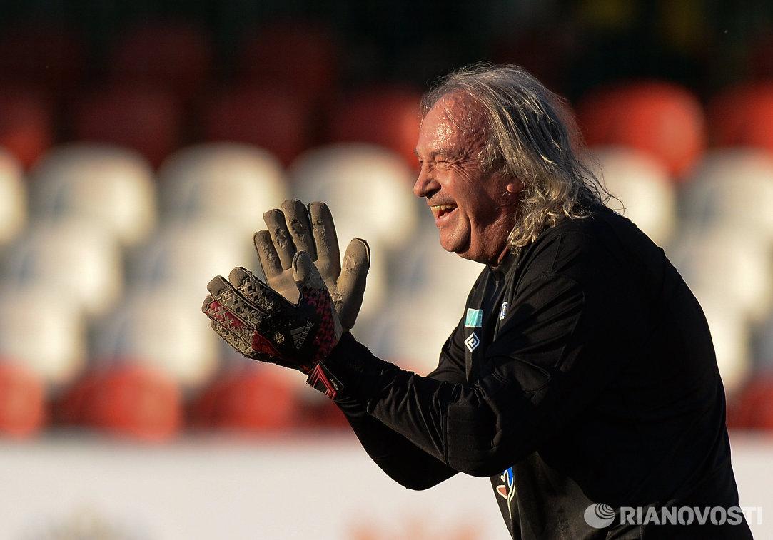 Генеральный директор Дирекции благотворительных программ Старко Юрий Давыдов